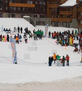 Studentenkampioenschappen Yukigassen @ Snowevent 2008