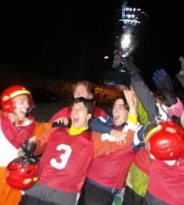 Studentenkampioenschappen Yukigassen @ Snowevent 2010