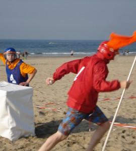 SIG Benelux Yukigassen @The Beach