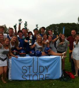 Merk Activatie voor StudyStore tijdens intro Maastricht